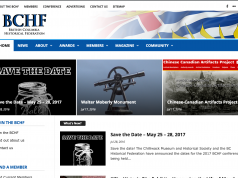 BCHF website