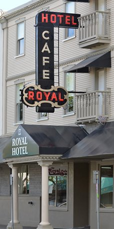 Chilliwack's Royal Hotel