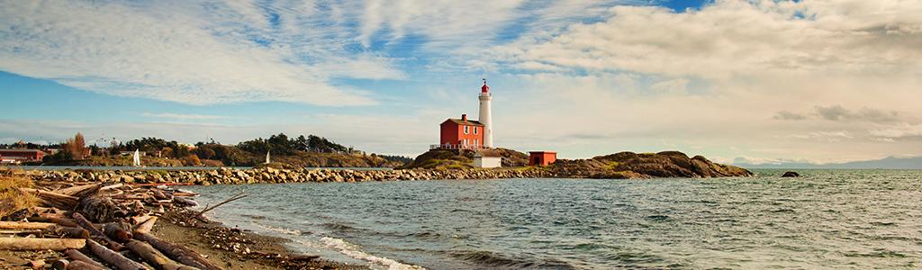 Fisgard Lighthouse, BC