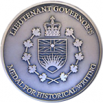 Lieutenant Governor's Medal for Historical Writing