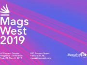 Mags West conference advertisement