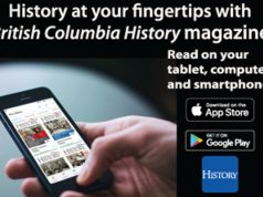 BC History digital edition is on your phone