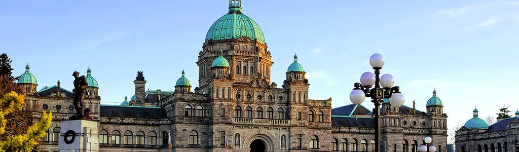 BC Legislature, Victoria